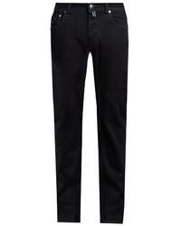 Jacob Cohen Jacob Cohn Tailored Stretch Denim Jeans