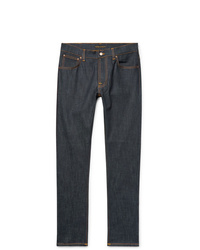 Nudie Jeans Lean Dean Slim Fit Organic Denim Jeans