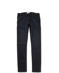 Frame Lhomme Slim Fit Dry Denim Jeans