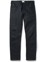 Simon Miller M001 Slim Fit Selvedge Denim Jeans