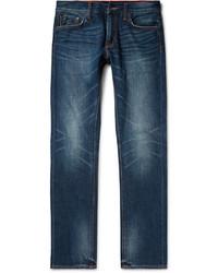 Jean Shop Mick Slim Fit Selvedge Denim Jeans