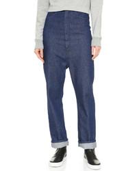 Maison Margiela Mm6 Drop Crotch Jeans