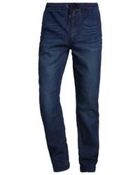 ONLY & SONS Onskalle Relaxed Fit Jeans Dark Blue Denim