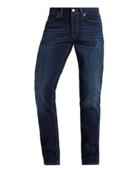 ONLY & SONS Onsweave Slim Fit Jeans Dark Blue Denim