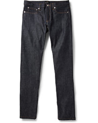 A.P.C. Petit New Standard Skinny Fit Dry Selvedge Denim Jeans