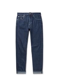 Brunello Cucinelli Slim Fit Selvedge Denim Jeans