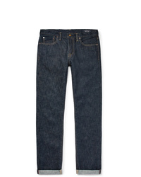 The Workers Club Slim Fit Selvedge Denim Jeans