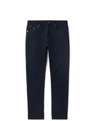 Brunello Cucinelli Slim Fit Stretch Denim Jeans