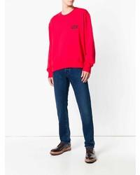 Jacob Cohen Straight Leg Denim Jeans