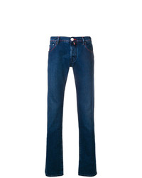 Jacob Cohen Straight Leg Denim Jeans