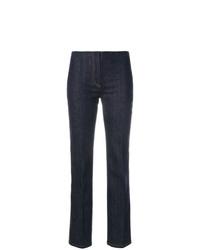 Fendi Straight Leg Tailored Jeans