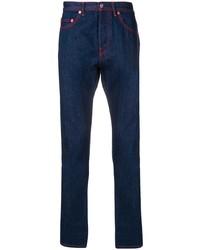 Valentino Vltn Straight Leg Jeans