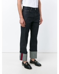 Gucci Web Detail Jeans