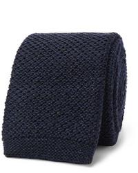 Hugo Boss 6cm Knitted Wool Tie