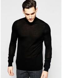 Jack jones premium turtleneck knitted sweater medium 603006