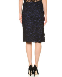 Nina Ricci Cornelly Lace Skirt