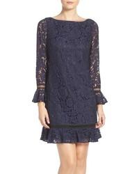 Lace shift dress medium 963906