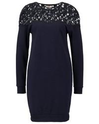 Summer dress navy blue medium 3842146
