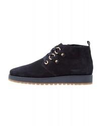 Tommy Hilfiger Platform Boots Blue