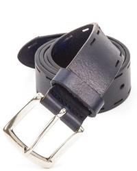 Trafalgar Hampton Leather Belt