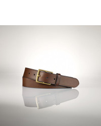Polo Ralph Lauren Heritage Leather Belt