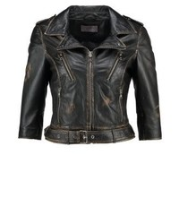 Kate leather jacket nuit medium 3993436