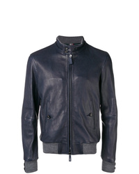 Jacob Cohen Buttoned Collar Jacket