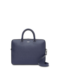 Burberry Y Leather Briefcase