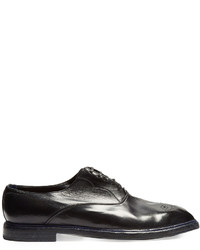 Dolce & Gabbana Antique Leather Brogues