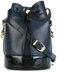 Kenzo Bike Bucket Shoulder Bag