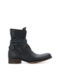C Diem 5 Hole Lace Up Boots