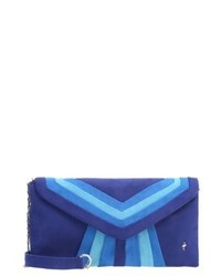 Benin clutch azul fuerte medium 4123000