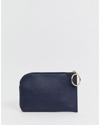 French Connection Claudia Bloc Stripe Zip Purse