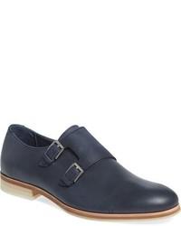 Calvin Klein Faber Double Monk Strap Shoe