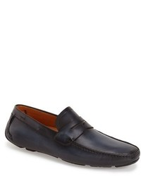 Dylan leather driving shoe medium 397685