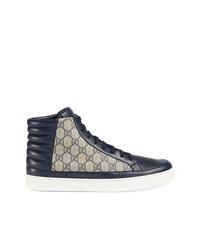 89ec5ed38 Gucci Men s Navy Sneakers from farfetch.com