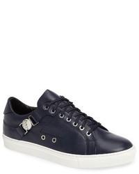 Versace Collection Low Top Side Bit Sneaker