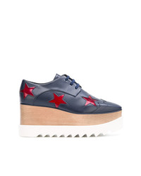 Stella McCartney Ruby Star Elyse Flatform Shoes