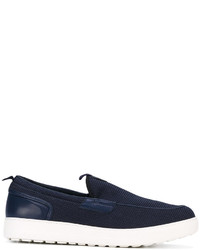 Salvatore Ferragamo Slip On Sneakers