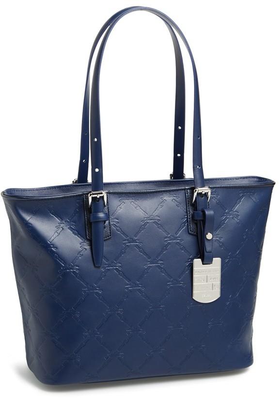 Longchamp Medium Lm Cuir Leather Tote, £447   Nordstrom   Lookastic UK 1fb28c07b7
