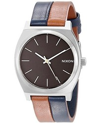 Nixon A0451957 Pacific Station Time Teller Watch