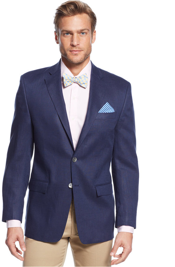 Lauren Ralph Lauren Solid Linen Classic Fit Sport Coat | Where to ...