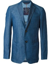 Jacob Cohen Two Button Blazer