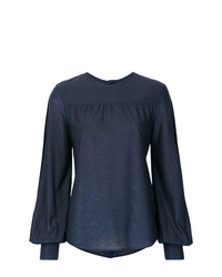 Golden Goose Deluxe Brand Long Sleeve Blouse