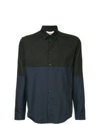 Iceberg Contrast Panel Shirt