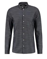 Minimum Crescent Shirt Dark Blue