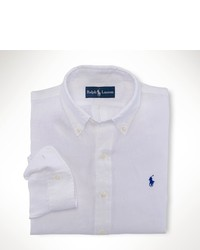 Polo Ralph Lauren Custom Fit Linen Shirt