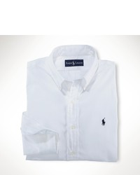 Polo Ralph Lauren Custom Fit Sueded Broadcloth