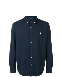 Polo Ralph Lauren Logo Patch Longsleeved Shirt