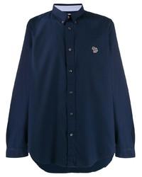 PS Paul Smith Tiny Motif Plain Shirt
